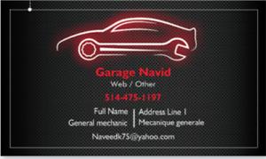 Garage mecanique a domicile