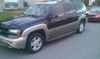 2003 Chevrolet Trailblazer North Face Edition Ext - 7 pass