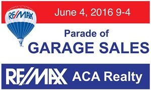 RE/MAX Parade of Garage Sales - Carstairs