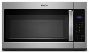 Whirlpool Stainless Over-the-Range/Hotte Microwave/Micro onde