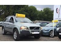 2004 Volvo XC90 2.4 D5 S Geartronic AWD 5dr