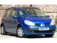 2004 Renault Scenic 1.6 VVT Expression 5dr