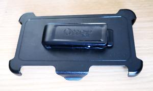 Étui / pince ceinture / charge + fil