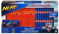 "Nerf ""hail-fire upgrade kit"" NEW"