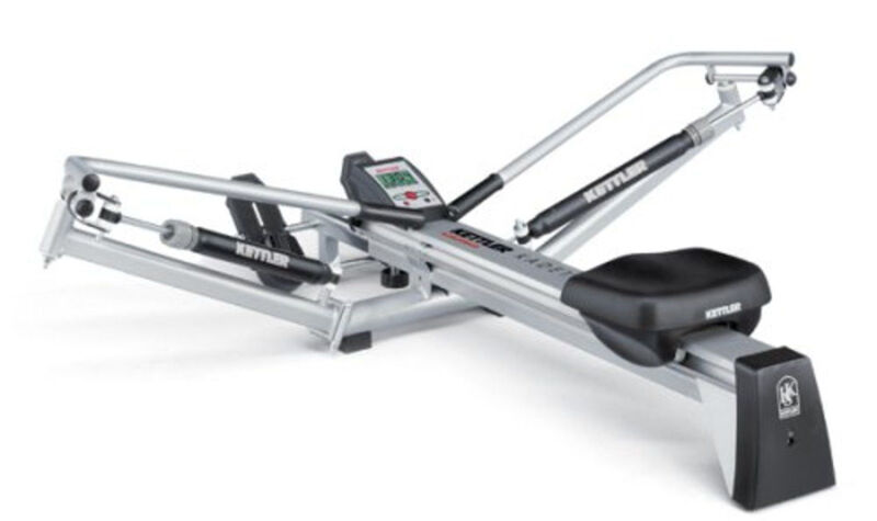 Kettler Kadett Outrigger Style Rowing Machine, From £429.08