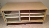 TV Entertainment Unit with Storage