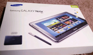 Samsung Galaxy Note Tab 10.1 with Case & Stylus - Rarely used
