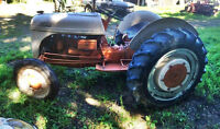 ***Ford 9N TRACTOR***