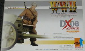 1/6 Dragon DX06 Figure '' Erich Stahl '' - Italy 1944