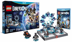 Lego Dimensions starter pack + extra