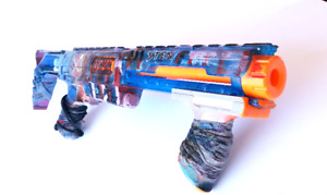 Hand Painted Nerf Guns! Be the coolest kid at the Nerf War