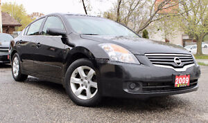 2009 NISSAN ALTIMA 2.5S - ACCIDENT FREE - LOW KM - CERTIFIED!