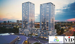 Trinity Ravine Towers Condos--REGISTER NOW AS A VIP CLIENT.