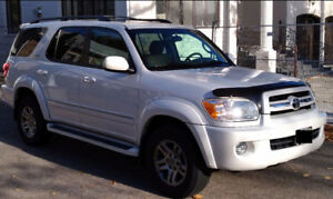 2006 Toyota Sequoia Limited SUV V8 iForce - $12500 OBO