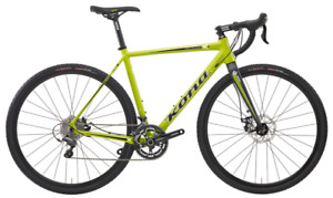 Never Ridden! 2014 Kona Jake the Snake Road Bike (Cyclocross)