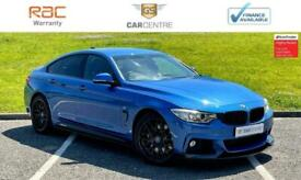 image for 2015 BMW 4 Series 435d xDrive M Sport 5dr Auto [Professional Media] COUPE Diesel