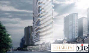 Charles at Church Condos in DT --Register Now for VVIP Access!