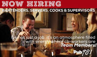 Chef, Cooks, Line Cooks Wanted