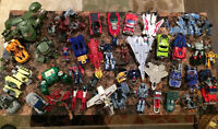 Lot of 30 Plus Transformers