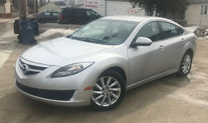 2013 MAZDA MAZDA6 CLEAN CAR PROOF SAFETIED!!!