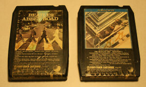 The Beatles 8 Tracks- Abby Road & The Beatles 1967-1970 Part 1