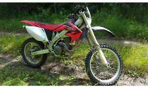 Honda crf450x trade for Diesel or classic car