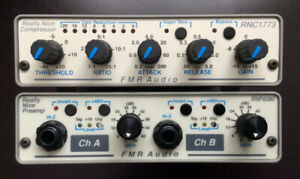 FMR Audio Mic Preamp & Compressor