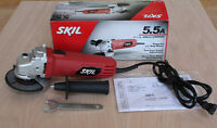 """New Bosch-Skil 4-1/2"""" Angle Grinder 5.5A"""