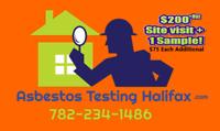 Asbestos Testing - Abatement and Black Mold Remediation