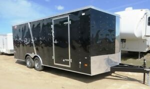 2018 8.5X20 Enclosed/Cargo Trailer Canadian Hauler - ARROW