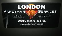 handyman services - London.