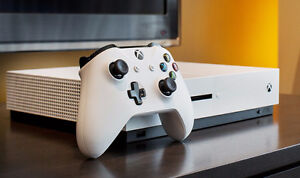 xbox one s bundle with few games