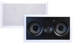 Ridley Acoustics KVWC531 In-Wall Center channel LCR speaker