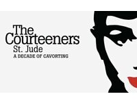 Courteeners Tickets x 2 - Manchester Arena Saturday 7th April - Lower Tier