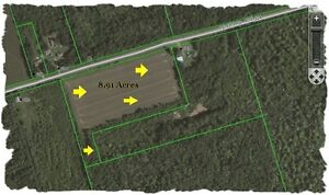 Large Acreage, PEI (PRICED REDUCED TO $14,900)