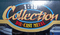 DIE CAST 1:18 scale Road Tough Collector Carsr
