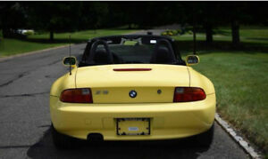 BMW Z3 convertible clean title clean car