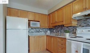 Two furnished rooms available in January.