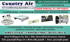 HEAVY EQUIPMENT AIR CONDITIONING PARTS Kitchener / Waterloo Kitchener Area image 2