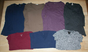 Maternity Clothing, Sizes S, M, L. Shirts, Jeans, Dress Pants