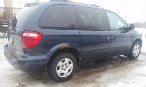 2007 Dodge Caravan For sale As Is!208,700 km still being driven! Peterborough Peterborough Area image 3