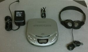 CD player with FM Transmitter
