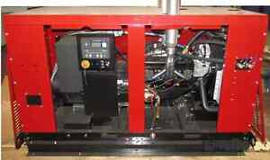 5.7L GM44kW Genset with Enclosure