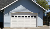 Experienced Garage Specialists in Winnipeg