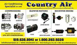 10% OFF HEAVY EQUIPMENT A/C COMPRESSORS Kitchener / Waterloo Kitchener Area image 9
