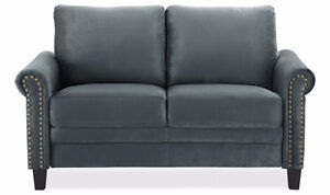 LOVESEAT Lifestyle Solutions Microfiber *** NEVER USED BEFORE **