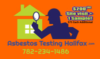 Asbestos Testing - Abatement and Black Mold Remediation