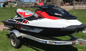 SEADOO wake 155 with trailer