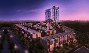 """""""One Bedroom + Den, Pre. Cons. Condo in Heart of Mississauga"""""""