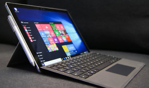 Microsoft Surface Pro 4 - 256GB / Core i7 / 8GB with keyboards!